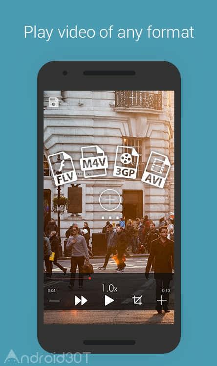 دانلود Video Slow Reverse Player Premium 3.0.25 – ویدئو پلیر حرفه ای اندروید