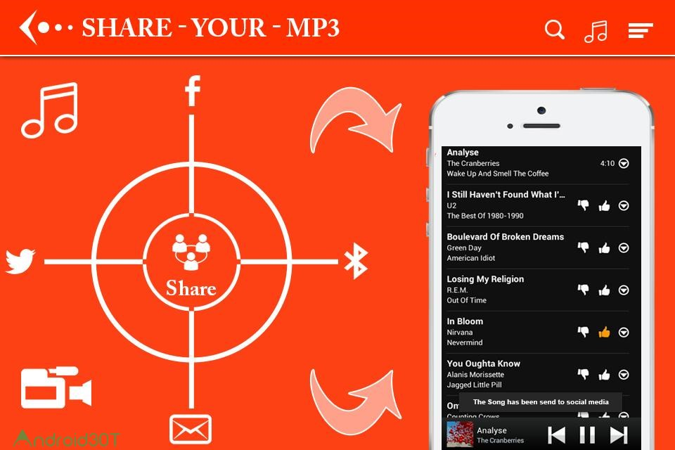 دانلود Video to mp3 Premium 4.2 – مبدل آسان ویدئو به فایل صوتی اندروید