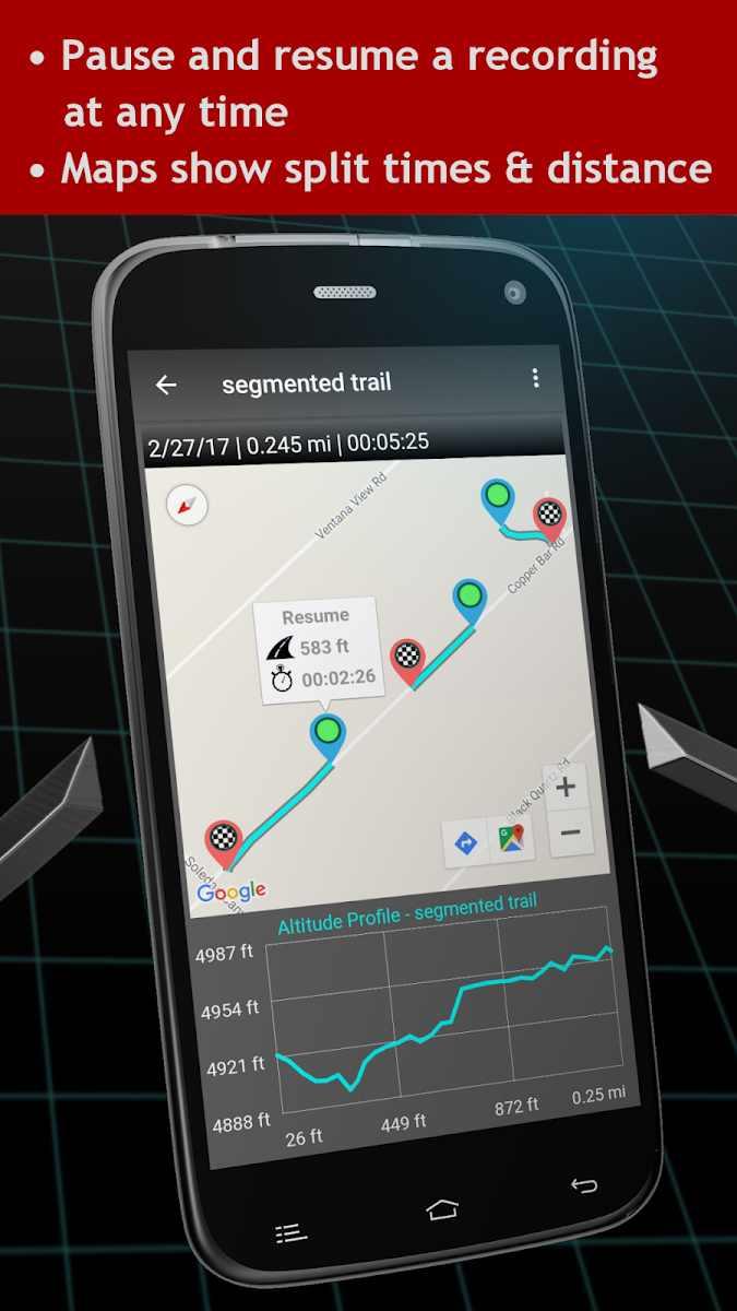 دانلود Walking Odometer Pro Premium 1.39 – برنامه پیاده روی و تناسب اندام اندروید