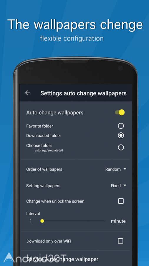 دانلود Wallpapers HD Backgrounds 7Fon 5.0 – برنامه دنیای والپیپر اندروید