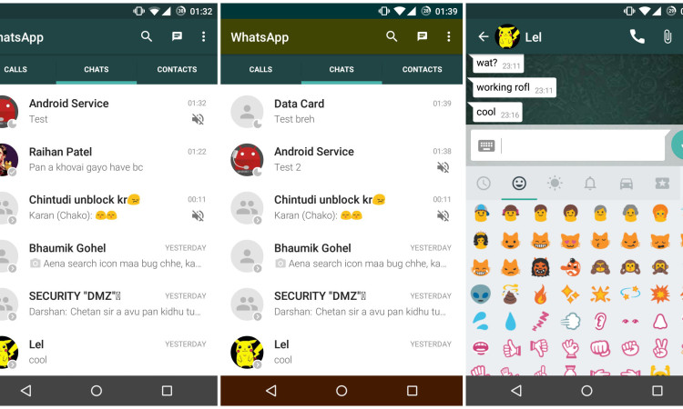 WhatsMapp Solo 1.8.0 – واتس مپ سولو استفاده از 2 اکانت واتس اپ