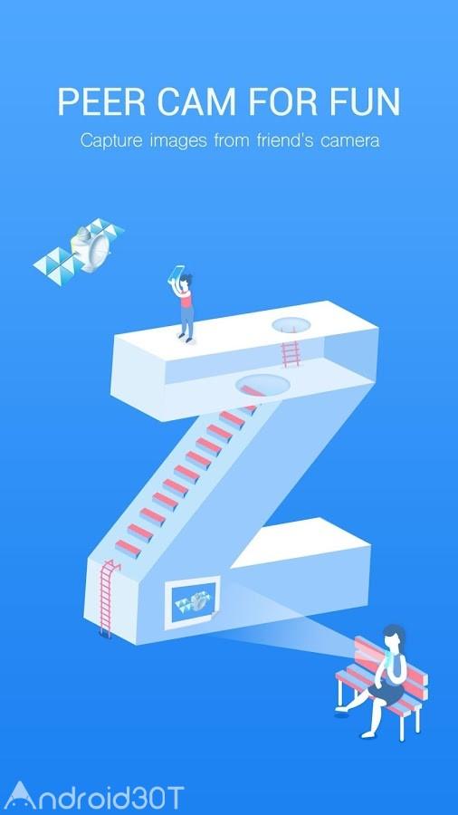 دانلود زاپیا جدید Zapya 6.1 برای اندروید