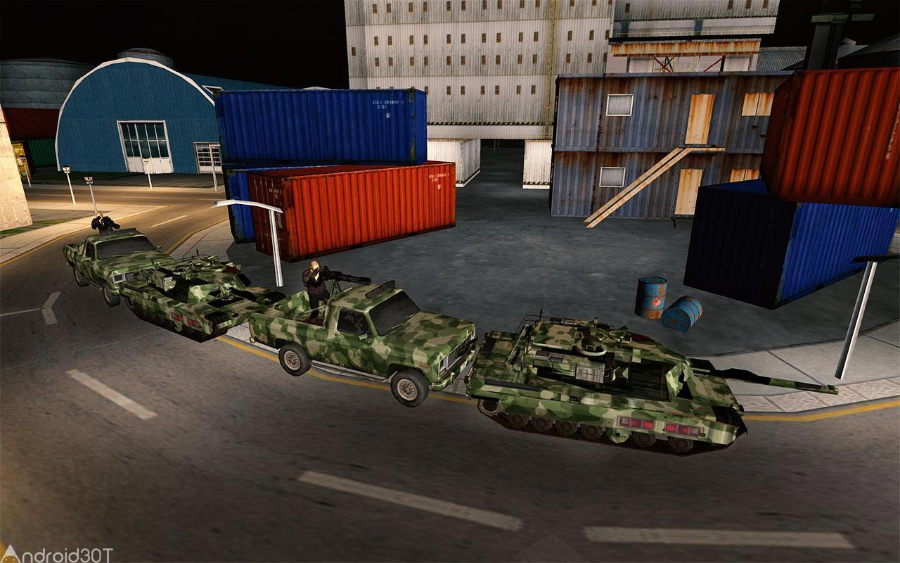 دانلود ARMY CONVOY AMBUSH 3D v2 1.0 – بازی اکشن کمین برای تیراندازی 2 اندروید