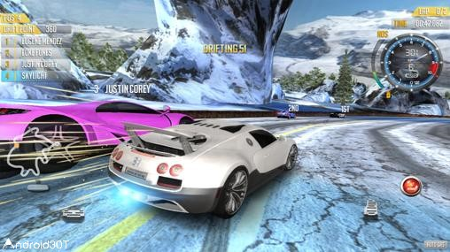 Adrenaline Racing: Hypercars 1.1.8 – بازی ماشین مسابقه ای آدرنالین اندروید