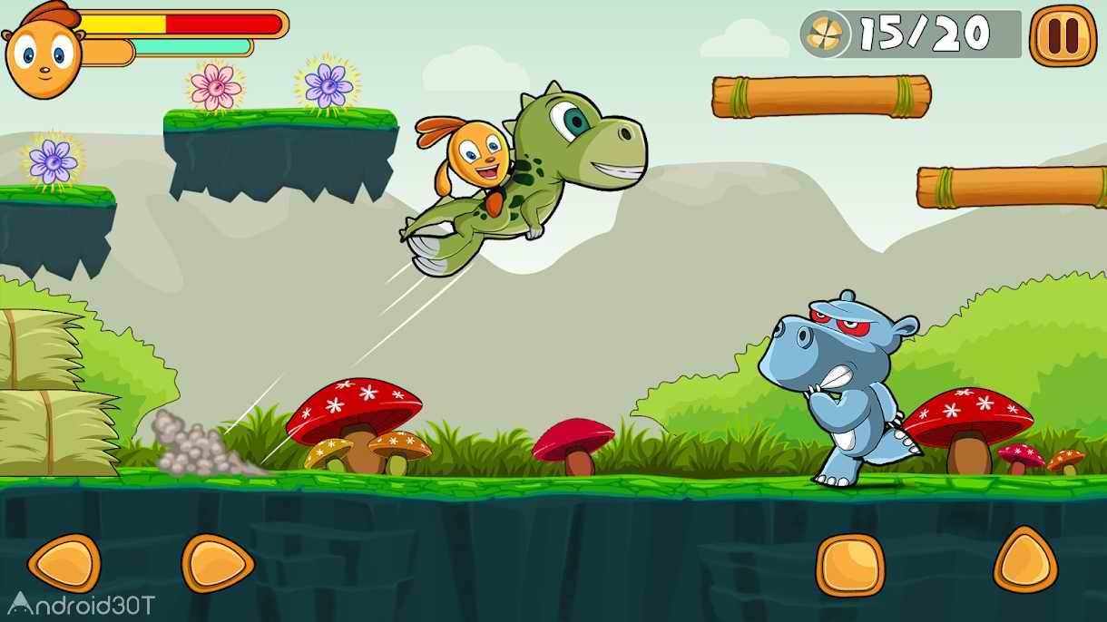 دانلود Adventures Story 4.0 – بازی ماجراجویی بدون دیتای اندروید