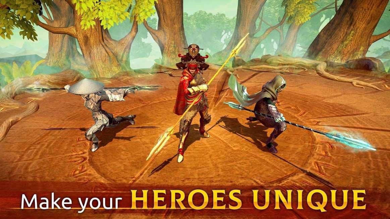 دانلود Age of Magic 1.37 – بازی نقش آفرینی عصر سحر و جادو اندروید