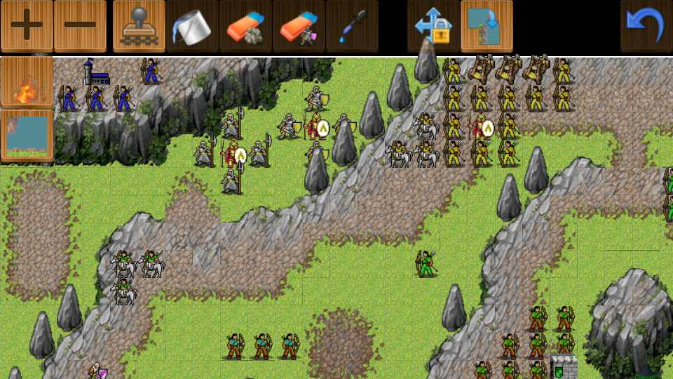 دانلود Age of Strategy 1.143 – بازی عصر استراتژی اندروید