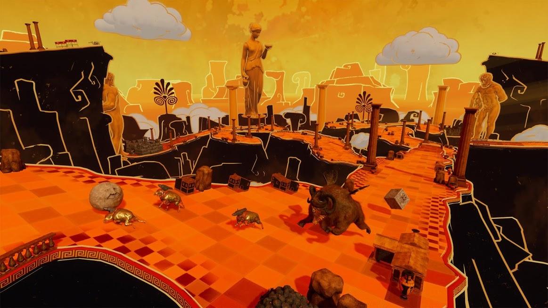 دانلود Ages of Rock 1.0 – بازی پازلی جذاب قرون سنگی اندروید
