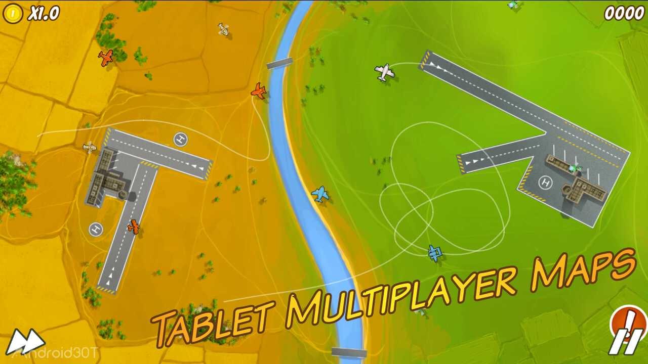 دانلود Air Control 2 – Premium 2.10 – بازی کنترل ترافیک هوایی 2 برای اندروید