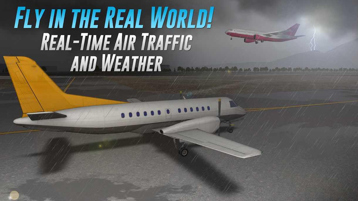 دانلود Airline Commander – A real flight experience 1.4.0 – بازی شبیه سازی پرواز با هواپیما اندروید