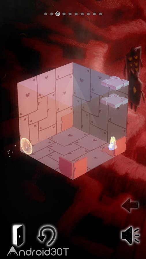 دانلود Alice In Cube 1.351 – بازی پازلی آلیس در مکعب اندروید