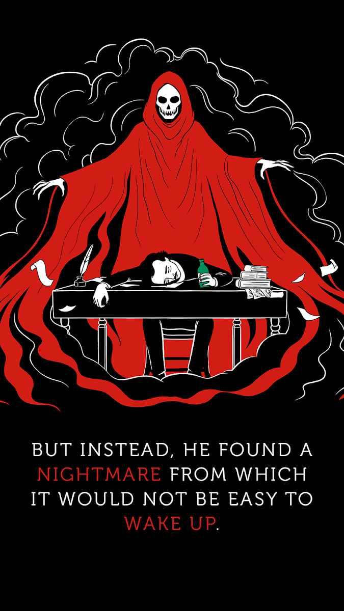 دانلود Allan Poe's Nightmare 1.1 – بازی مهیج کابوس آلن پو اندروید