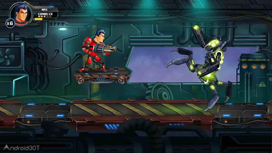 دانلود Alpha Guns 2 v10.16 – بازی اکشن اسلحه های آلفا ۲ اندروید