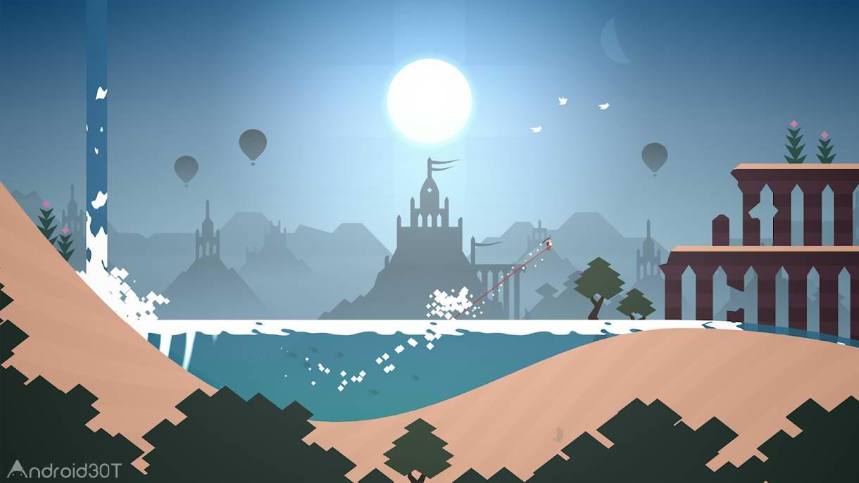 دانلود Alto's Odyssey 1.0.10 – بازی فوق العاده آلتو برای اندروید