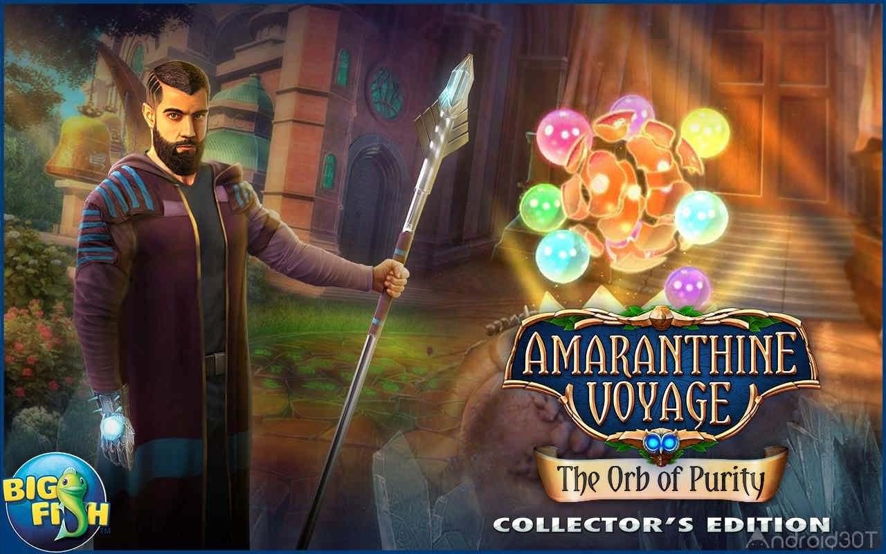 دانلود Amaranthine Voyage: The Orb Full 1.0.1 – بازی فکری اندروید
