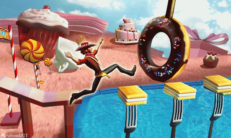 دانلود Amazing Run 3D 1.0.9 – بازی جدید دویدن شگفت انگیز اندروید