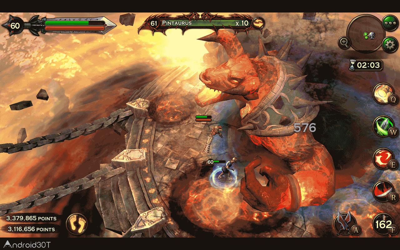 دانلود Angel Stone 5.3.0 – بازی نقش آفرینی سنگ فرشته اندروید