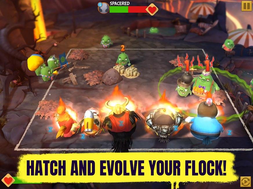 دانلود Angry Birds Evolution 2.9.2 – بازی تکامل پرندگان خشمگین اندروید