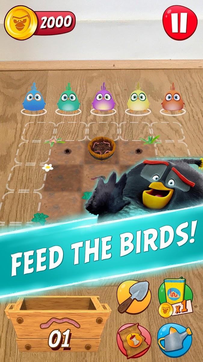 دانلود Angry Birds Explore 1.35.4 – بازی اکتشاف پرندگان خشمگین اندروید