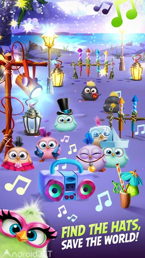 دانلود Angry Birds Match 4.4.0 – بازی جورچین پرنده های خشمگین اندروید