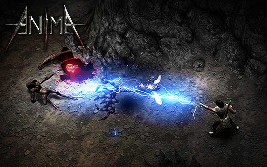 دانلود 2.6.6 AnimA ARPG – بازی نقش آفرینی خدای جنگ اندروید