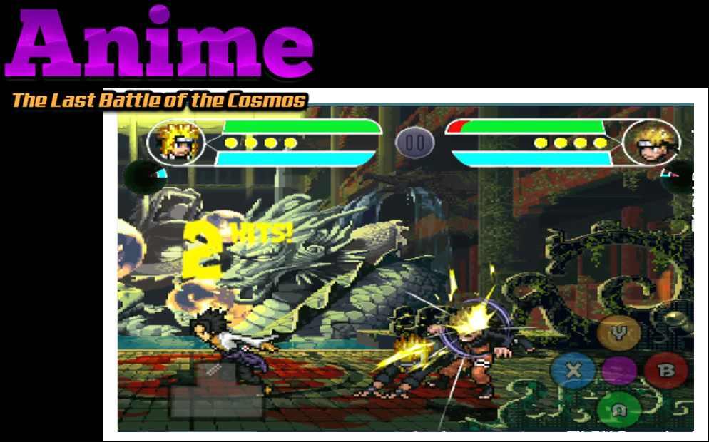 دانلود Anime: The Last Battle of The Cosmos 1.09 – بازی آخرین نبرد کهکشان اندروید