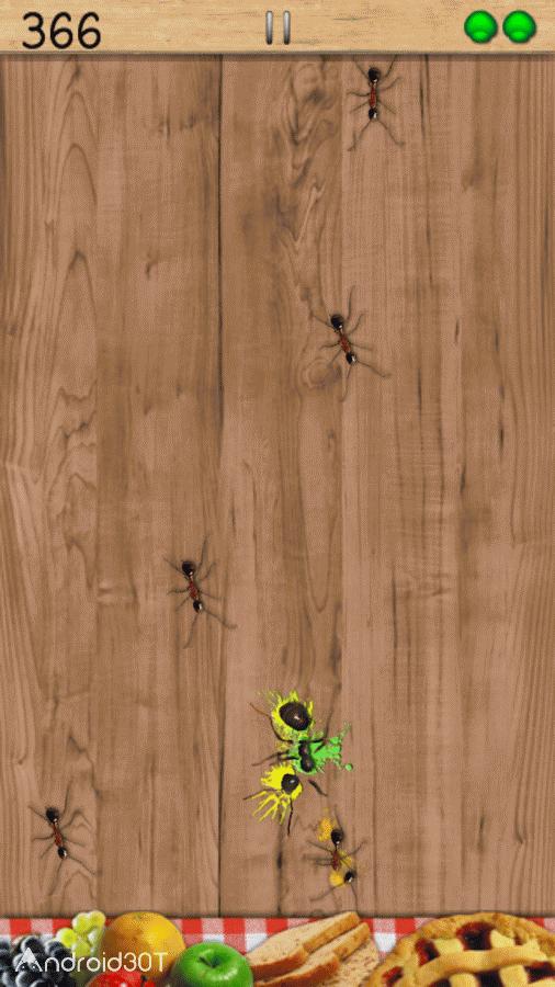 دانلود Ant Smasher 9.54 – بازی له کردن مورچه ها اندروید