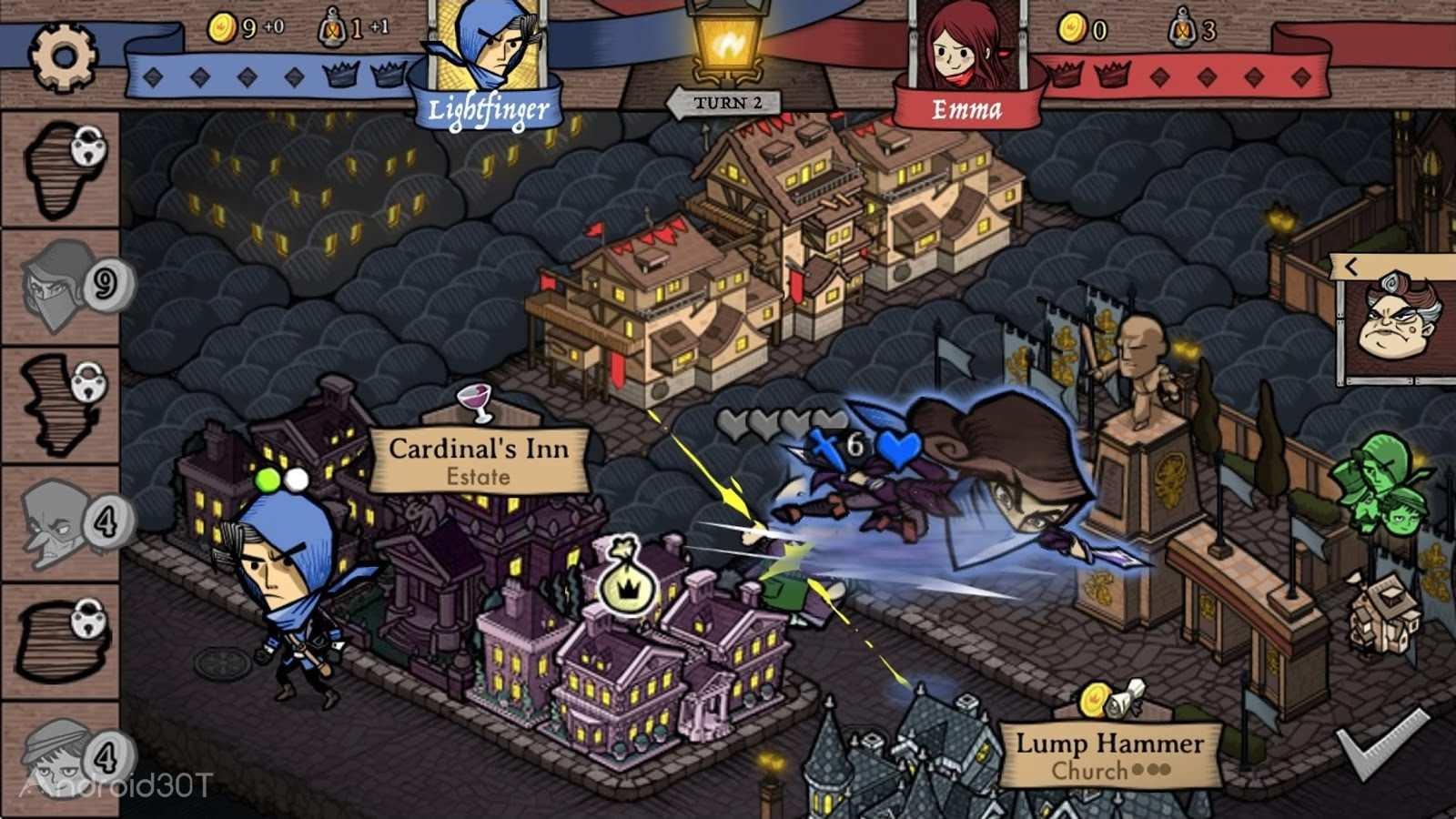 دانلود Antihero 1.0.26 – بازی استراتژیک ضد قهرمان اندروید