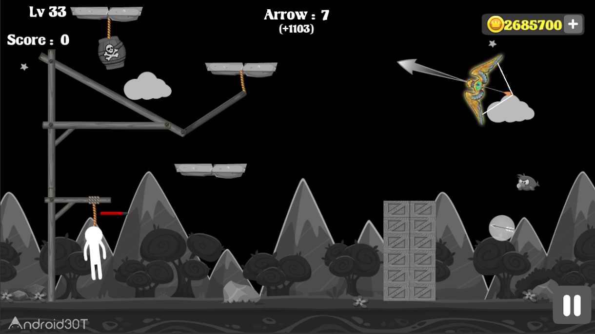 دانلود Archer's bow.io 1.6.9 – بازی تیراندازی با کمان برای اندروید