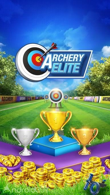 دانلود Archery Elite™ 3.1.9.0 – بازی ورزش تیراندازی اندروید