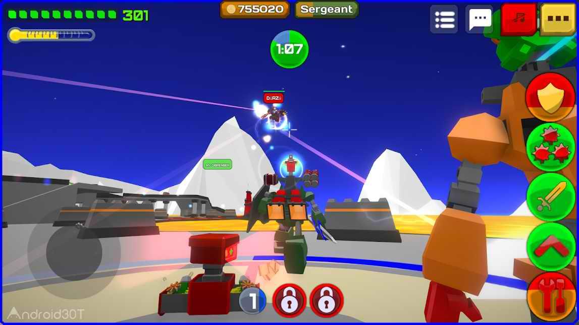دانلود Armored Squad: Mechs vs Robots 2.1.3 – بازی اکشن جنگ ربات ها اندروید