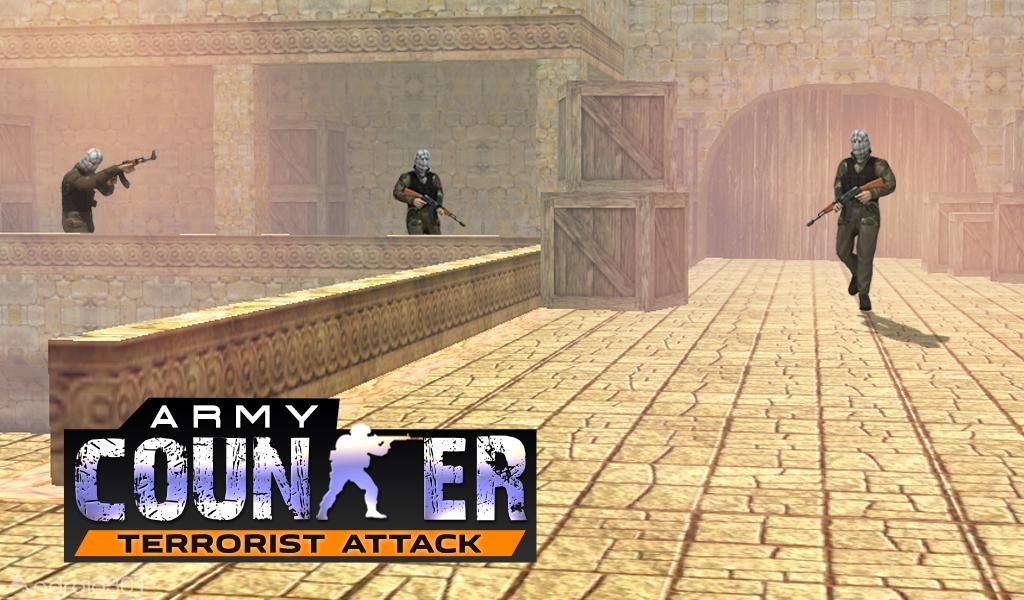 دانلود Army Counter Terrorist Attack Sniper Strike Shoot 1.7.8 – بازی نبرد با تروریستها اندروید