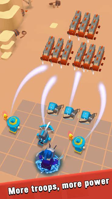 دانلود ۳٫۹٫۲ Art of War: Legions – بازی استراتژیکی هنر جنگی اندروید