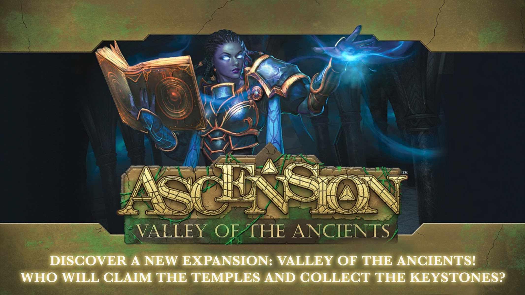 دانلود Ascension v2.2.0 – بازی کارتی متفاوت صعود اندروید