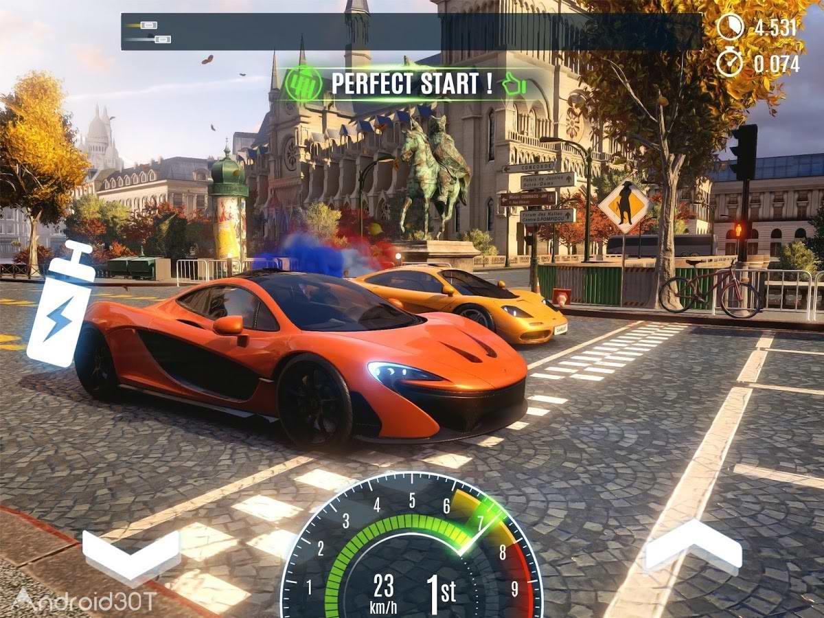 دانلود Asphalt Street Storm Racing 1.5.1e – بازی مسابقات اتومبیلرانی گیم لافت اندروید