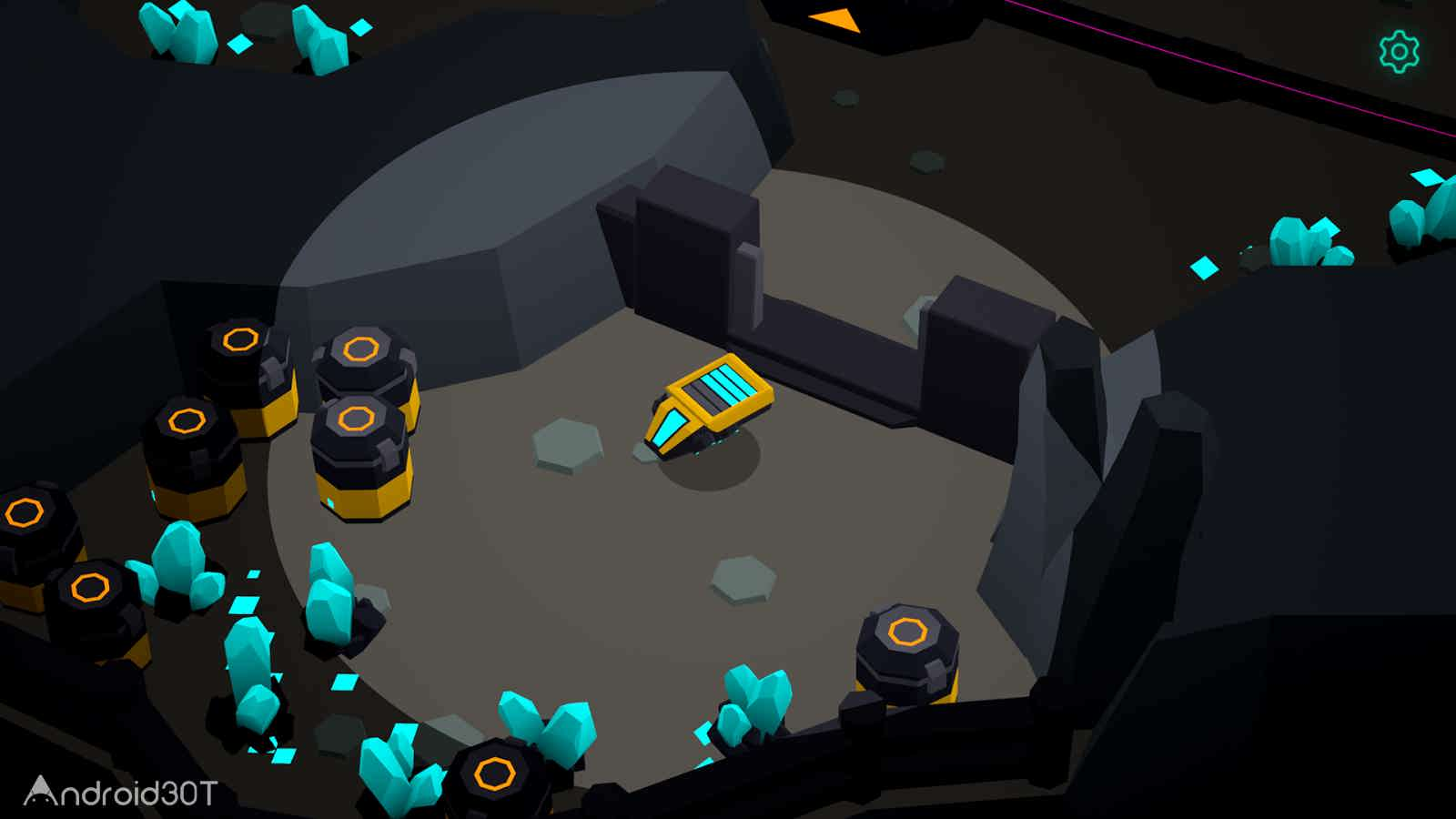 دانلود AsterMiner 1.2.5 – بازی ماجرایی معدنچی سیاره اندروید