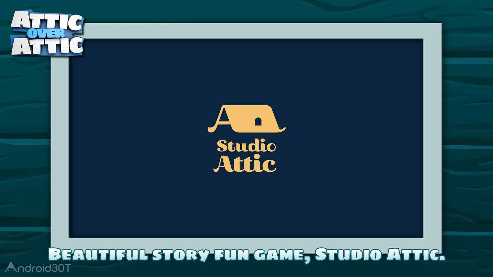 دانلود Attic over Attic 1.08 – بازی ماجراجویی اتاق شیروانی اندروید