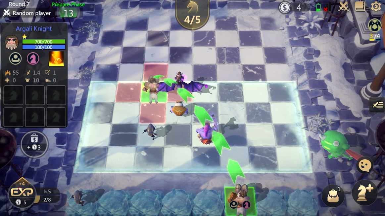 دانلود Auto Chess 1.6.0 – بازی استراتژیکی جنگ شطرنجی اندروید