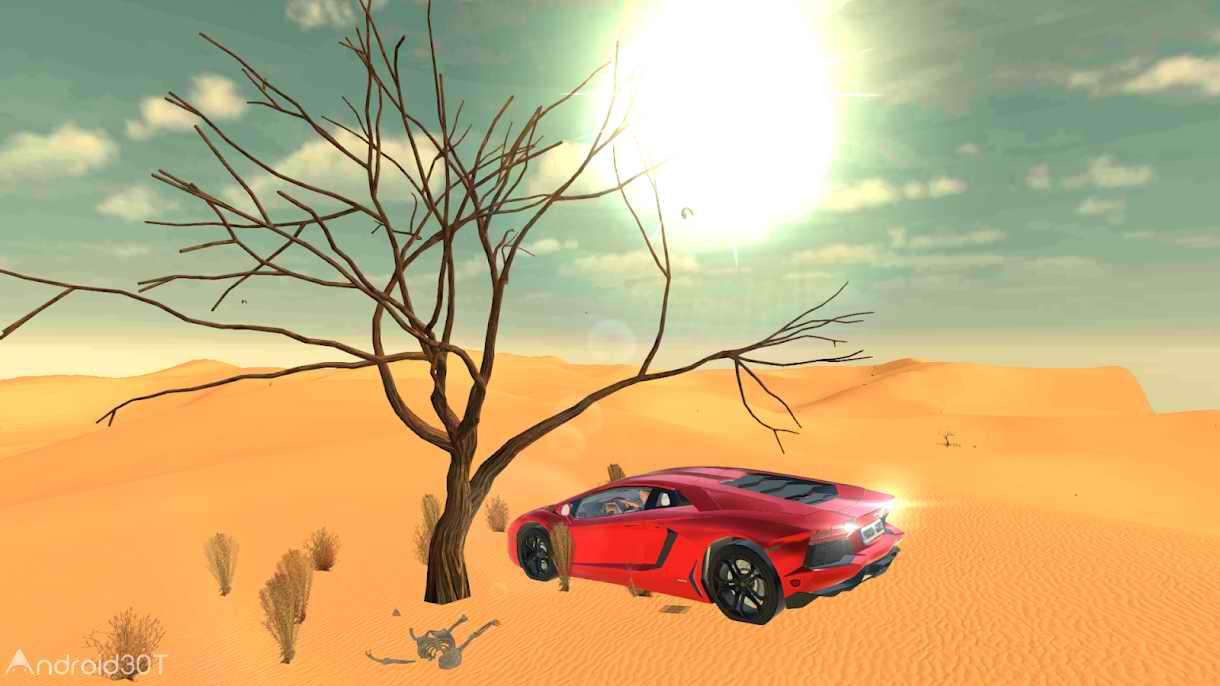 دانلود Aventador Drift Simulator 2 v1.1 – بازی شبیه ساز رانندگی برای اندروید