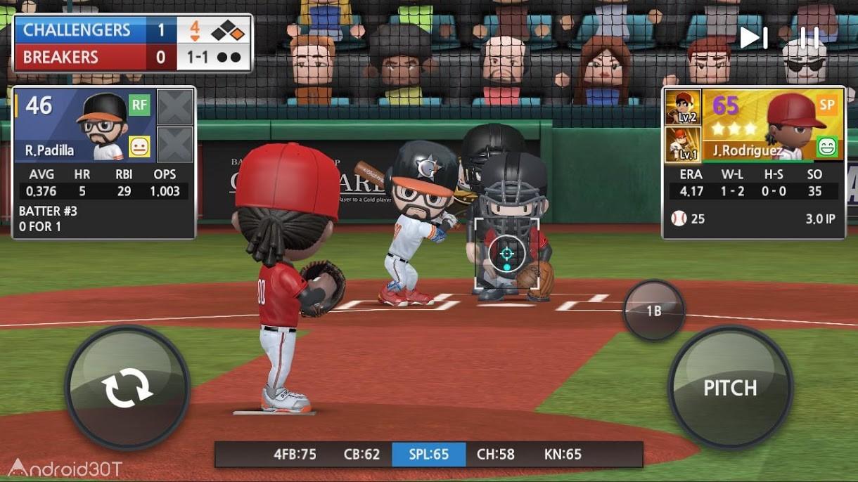 دانلود BASEBALL 9 v1.4.7 – بازی ورزش بیسبال اندروید