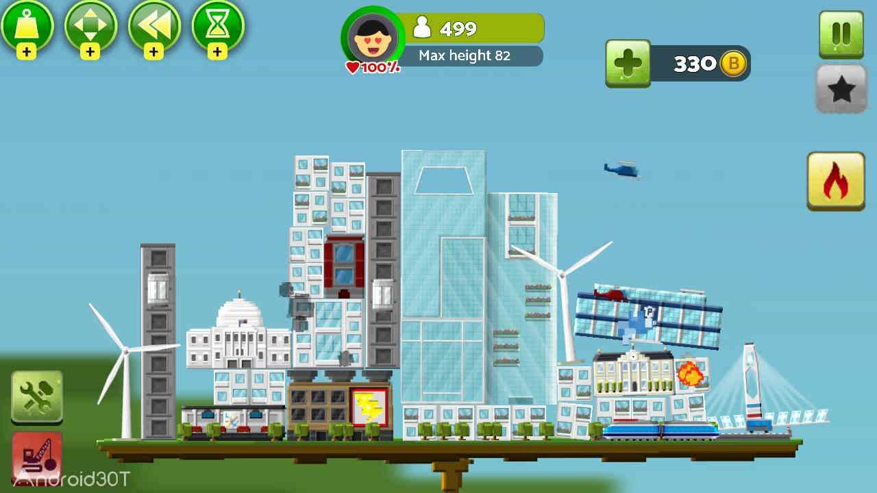 دانلود BalanCity 0.13.00 – بازی پازلی ساخت شهر اندروید