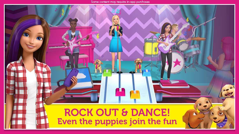 دانلود Barbie Dreamhouse Adventures 14.0 – بازی شبیه سازی خانه رویایی باربی اندروید