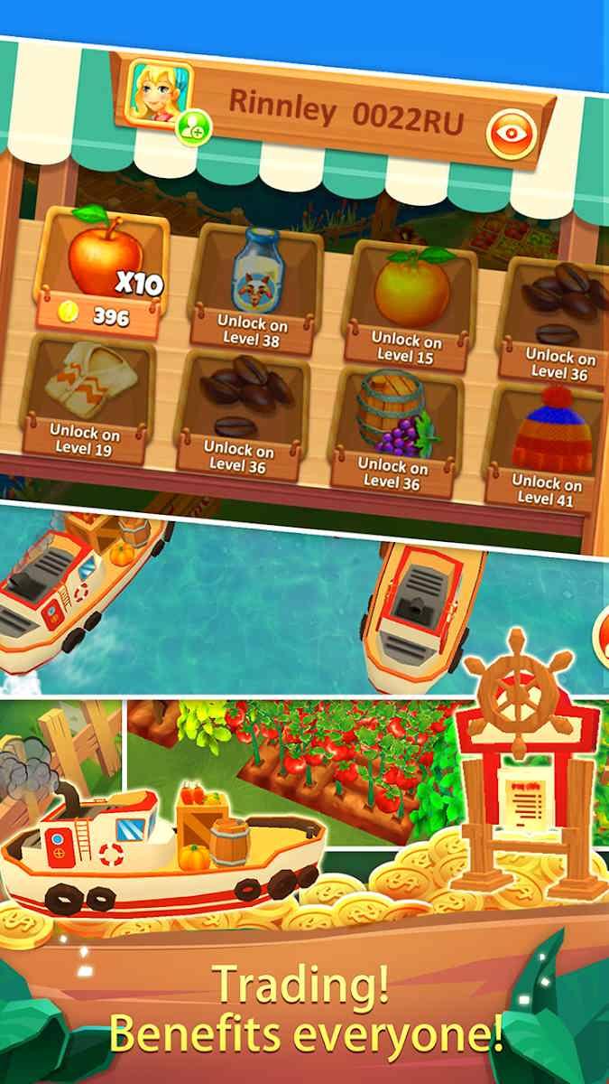 Barn Story: 3D Farm Games Free