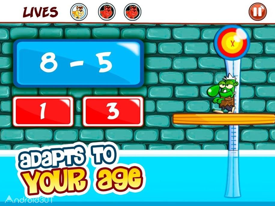 دانلود Basic Math Games for kids 8.2 – بازی آموزش ریاضی برای کودکان اندروید