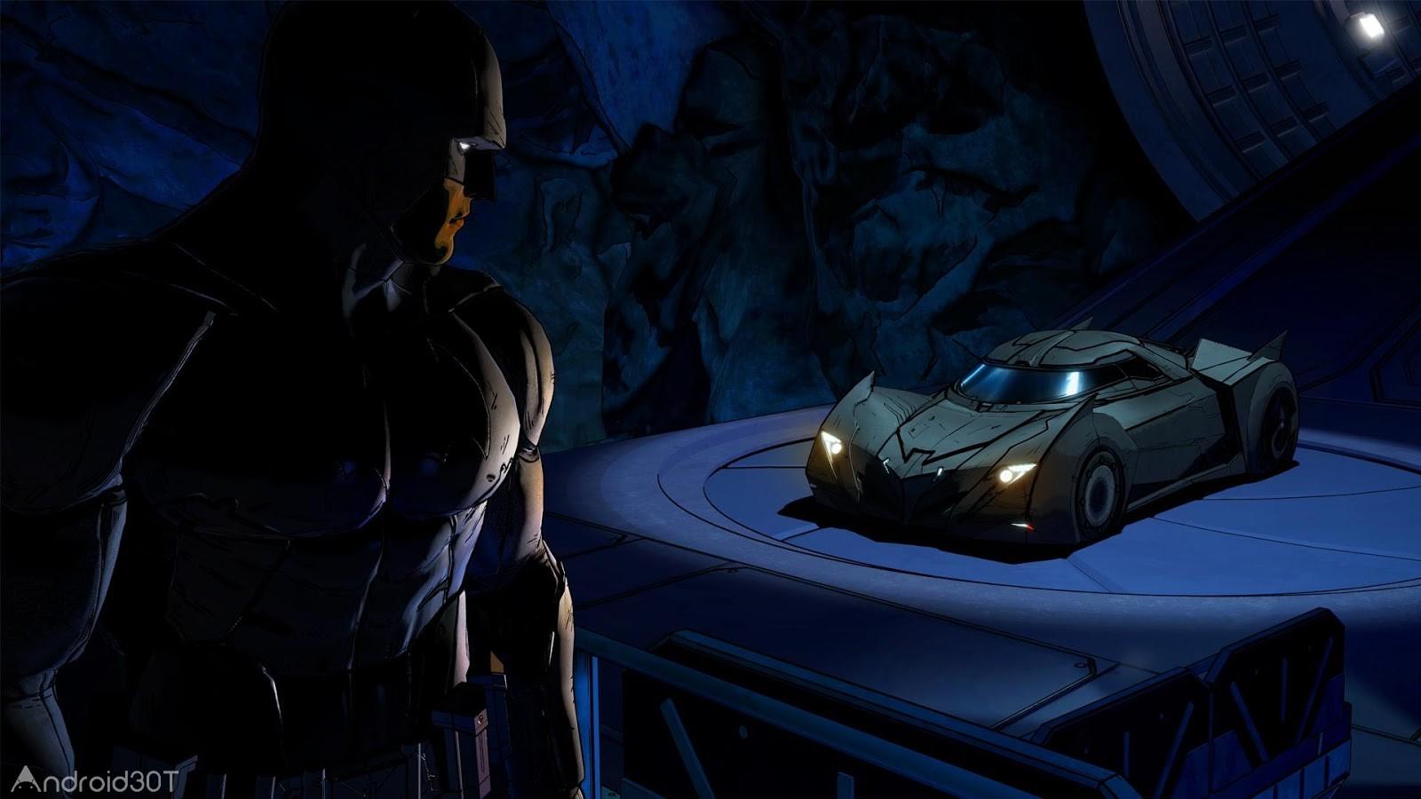 Batman – The Telltale Series 1.63 – بازی مهیج بتمن اندروید