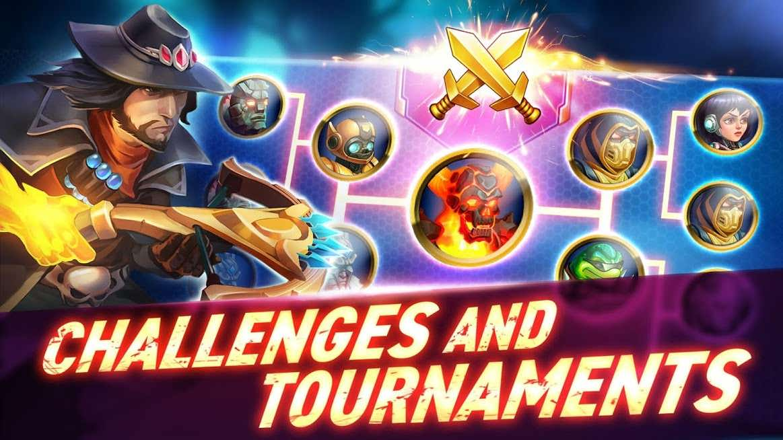 دانلود Battle Arena: Heroes Adventure 4.2.5506 – بازی نبرد قهرمانان اندروید