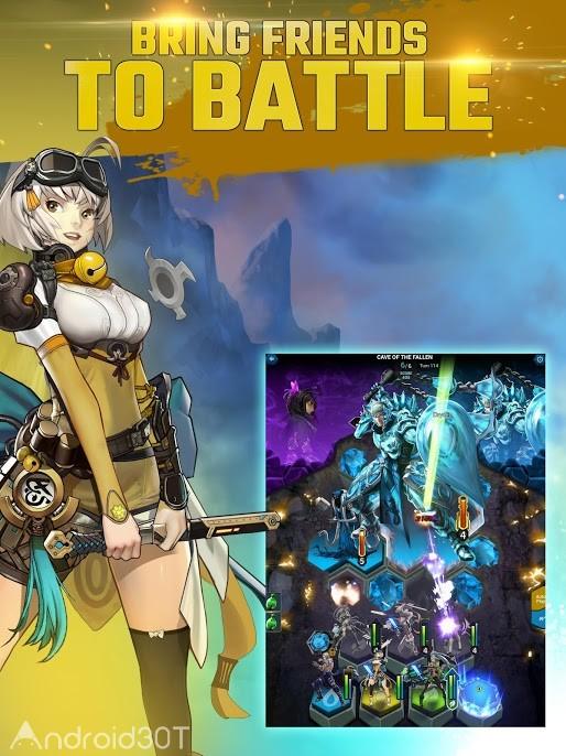 دانلود 1.71.0 Battle Breakers – بازی اکشن مبارزه ای برای اندروید