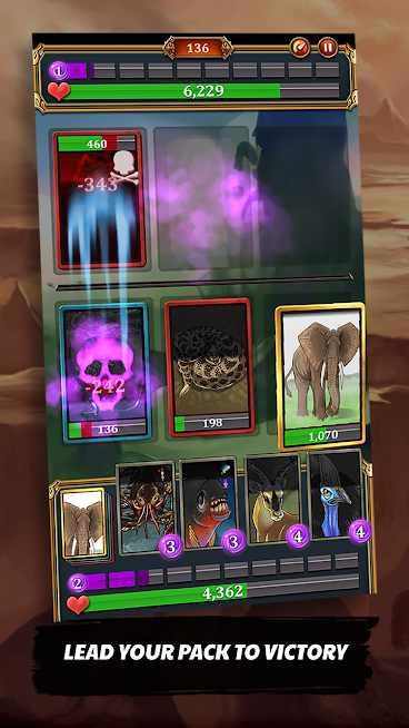 دانلود Battle Cards Savage Heroes 1.4.15 – بازی کارتی نبرد قهرمانان اندروید
