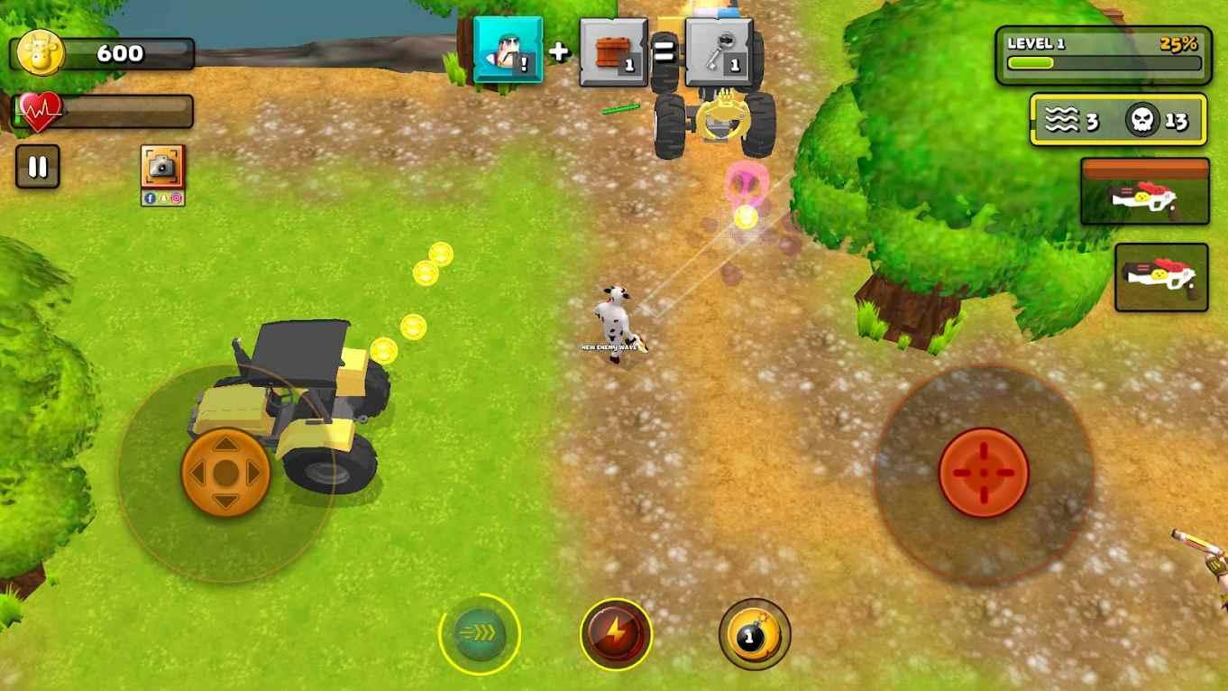 دانلود Battle Cow Unleashed 0.6.3 – بازی اکشن گاو مبارز اندروید