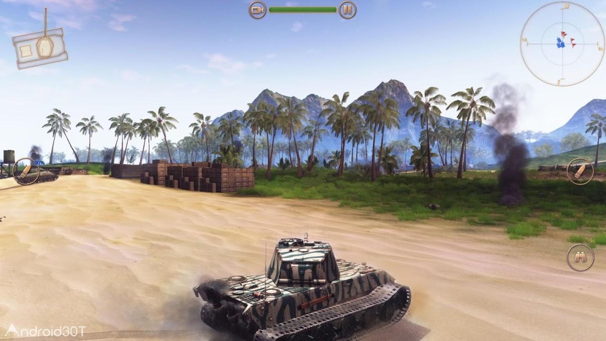 دانلود Battle Supremacy 1.2.1 – بازی اکشن گرافیکی اندروید